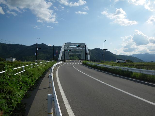 地方道路交付金事業に伴う設計 (一)松代篠ノ井線 赤坂橋