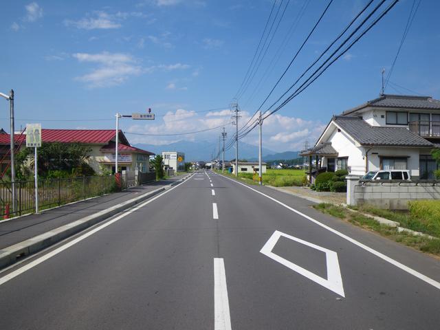 県単道路改築事業に伴う道路詳細設計 (主)川上佐久線