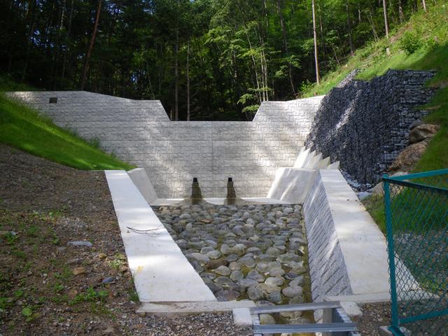 国補通常砂防事業に伴う設計 西丸沢砂防えん堤