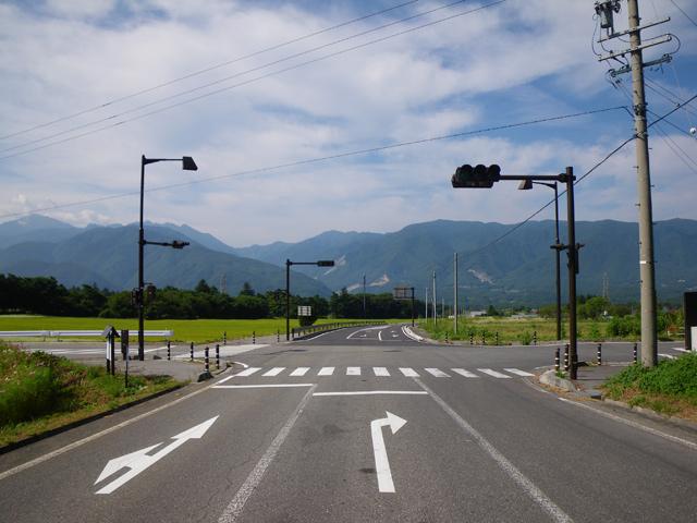 広域営農団地農道整備事業八ヶ岳西麓地区富士見町工区設計
