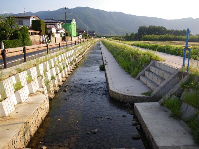 旧神田川改修詳細設計